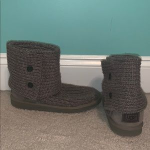 UGG-Classic Cardy Boot